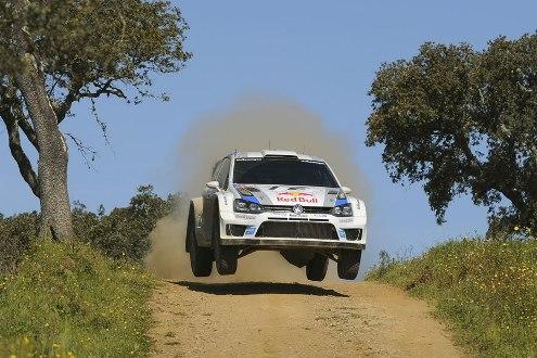 WRC. Ралли Сардинии. Победа Ожье, сход Хирвонена