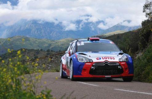 WRC. Кубица раскритиковал безопасность на Ралли Сардинии