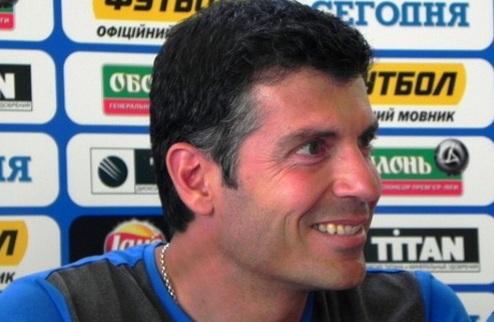 """Христопулос: """"На этих сборах я не успею дать команде все, что запланировал"""""""