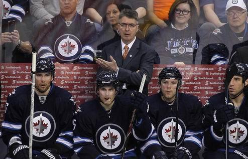 НХЛ. Виннипег: тренер подписал новое соглашение