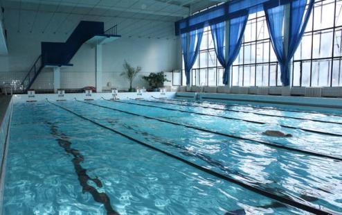 В сентябре Киев представит новый спорткомплекс для прыжков в воду