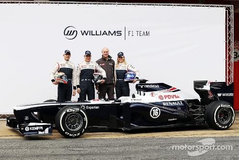 Уильямс: 600-я гонка в Формуле-1