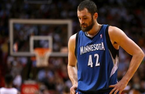 НБА. Миннесота отказала Кливленду в обмене Лава