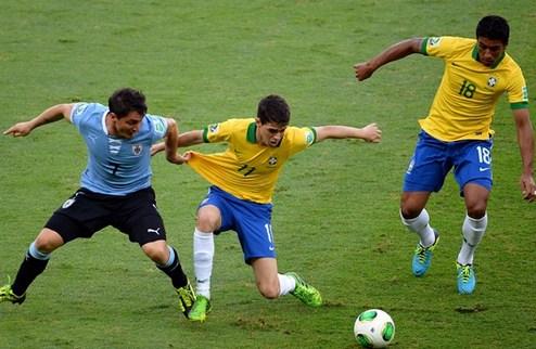 Бразилия прорывается в финал Кубка Конфедераций