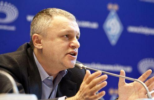 """И.Суркис: """"Думаю, футбольное будущее у Милевского есть"""""""