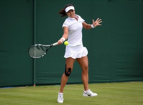 Уимблдон (WTA). Уильямс и Радваньска продолжают разминаться