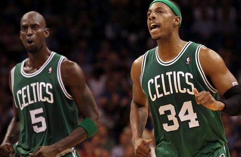 НБА. Бруклин хочет выменять Гарнетта и Пирса