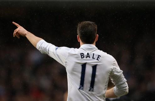 МЮ: не выйдет с Роналду — подпишем Бэйла
