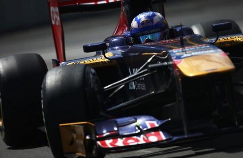 Формула-1. Гран-при Великобритании. Риккьярдо выигрывает первую практику