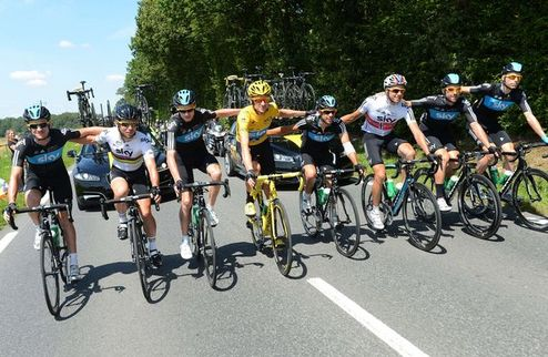 Тур де Франс 2013. Представление команд