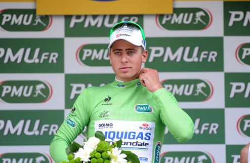 Тур де Франс 2013. 5 фаворитов. Зеленая майка