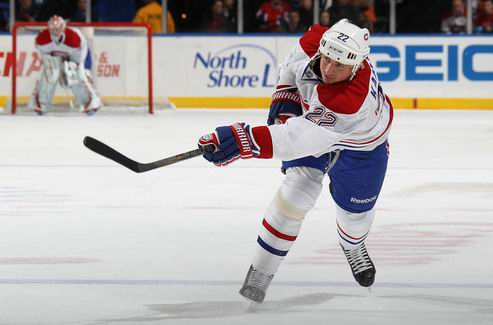 НХЛ. Монреаль выкупил контракт Каберле