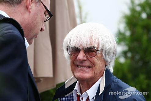 Формула-1. Экклстоун не намерен убирать Гран-при Италии из календаря