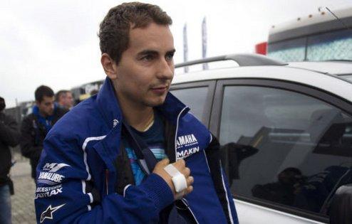 MotoGP. Лоренсо будет стартовать в Ассене