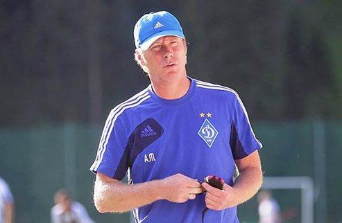 """Михайличенко: """"Надеюсь, что зрители придут и поддержат нашу команду"""""""