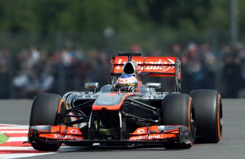 """Формула-1. Баттон: """"Надеюсь, в следующей гонке подобного не повторится"""""""