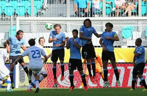 Италия берет бронзу на Кубке Конфедераций