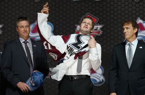 НХЛ. Драфт-2013: Маккиннон — первый, Джонс — четвертый