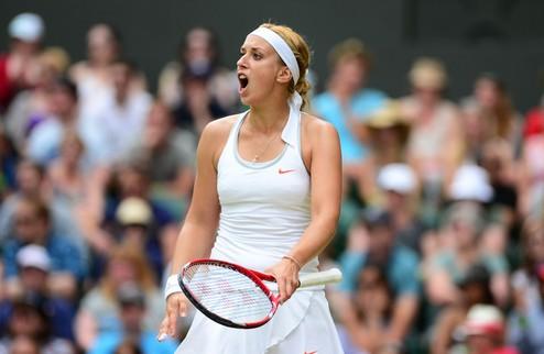 Уимблдон (WTA). Лисицки отправляет домой Серену Уильямс, виктория Радваньской