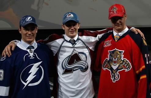 НХЛ. Драфт-2013: форварды важнее защитников