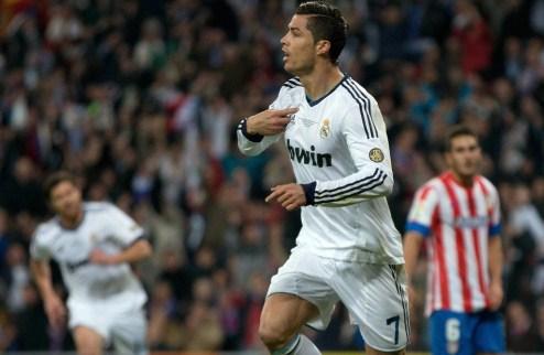 Шевченко советует Роналду остаться в Реале