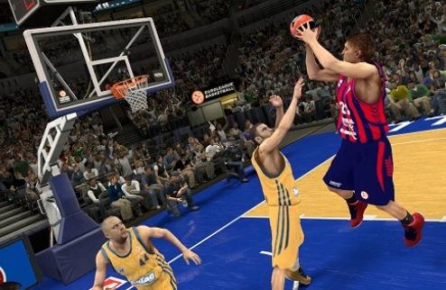 �������� ����� ������������ � ���� NBA 2K14