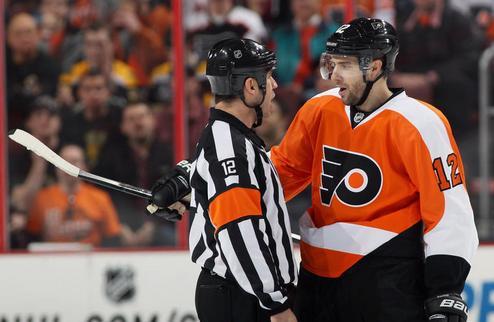 НХЛ. Филадельфия заинтересована в переподписании Ганье