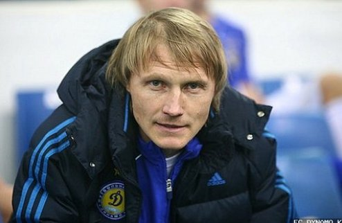 Гусин уволен с поста главного тренера Динамо-2