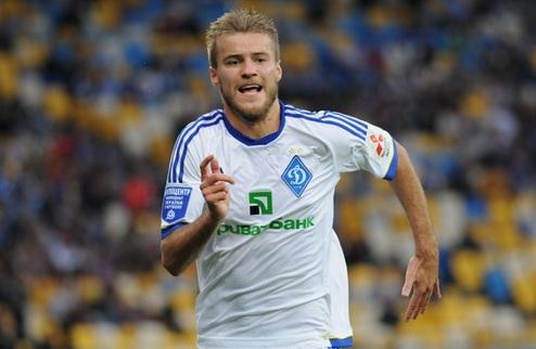 Динамо не собирается расставаться с Ярмоленко