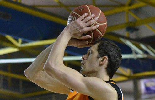 Гладырь вновь примет участие в летней лиге НБА