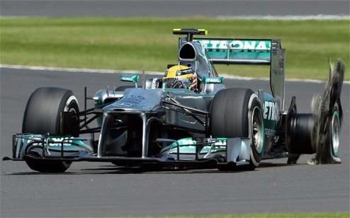 Формула-1. Пирелли: в планах новые шины и изменение правил
