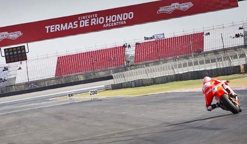 ����������: ����-��� ��������� ������������ � ��������� MotoGP