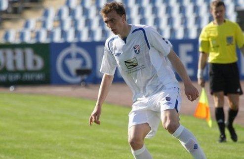 Любичич продлил контракт с Таврией