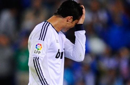 """Роналду: """"Я счастлив в Реале"""""""