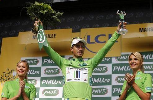 Тур де Франс 2013. Герой дня. Петер Саган