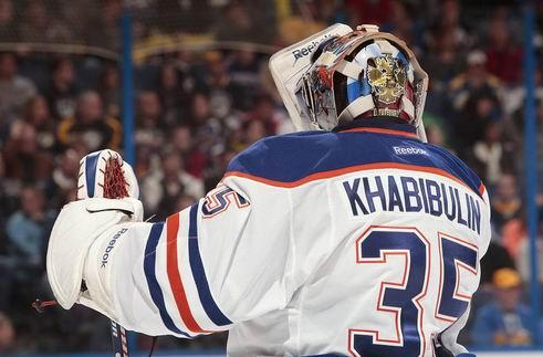 НХЛ. Хабибулин вернулся в Чикаго