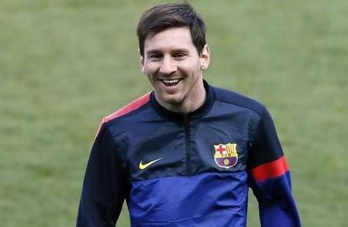 Месси снова хочет все выиграть вместе с Барселоной
