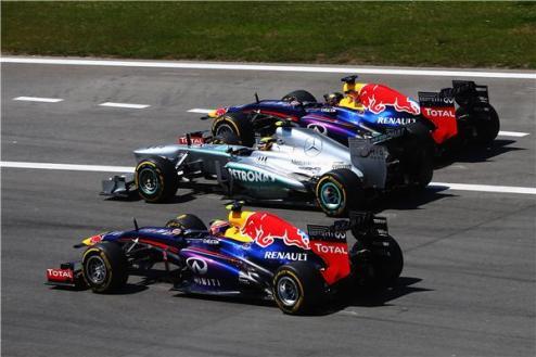 Формула-1. Гран-при Германии. Феттель покоряет Нюрбургринг