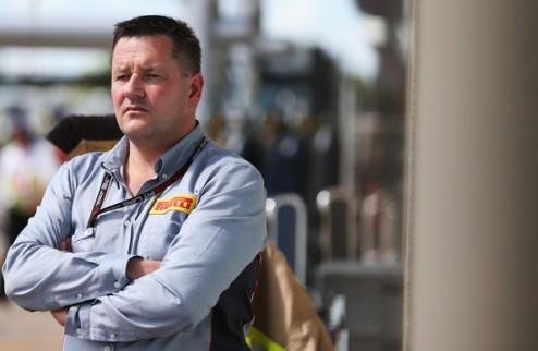 Формула-1. В Пирелли довольны поведением резины на Гран-при Германии