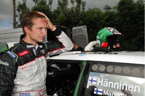 WRC. �������� � ����-����� Hyundai