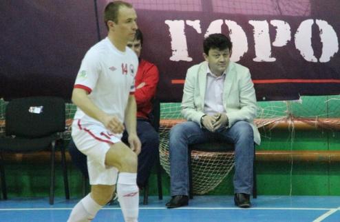 Футзал. Президент Енакиевца: увеличивать количество команд в Экстра-лиги нужно, но осторожно