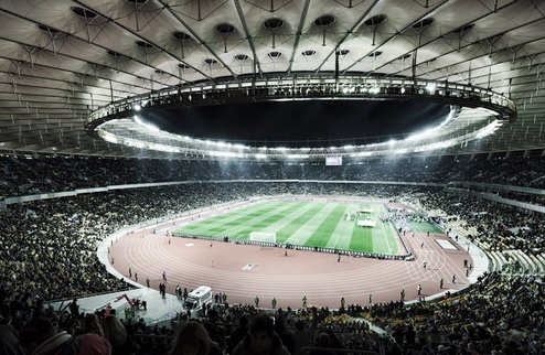 НСК Олимпийский подаст заявку на финал Лиги чемпионов