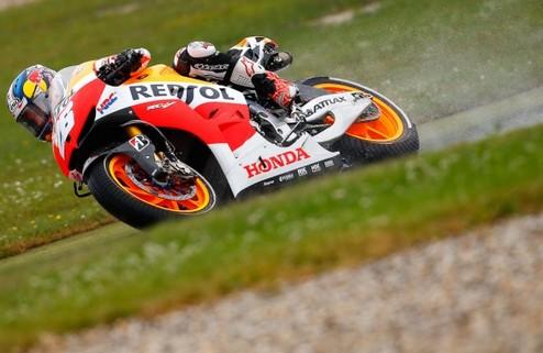 MotoGP. Педроса намерен продлить победную серию на Заксенринге