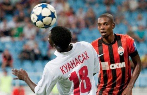 Арсенал выставил Куансах на трансфер