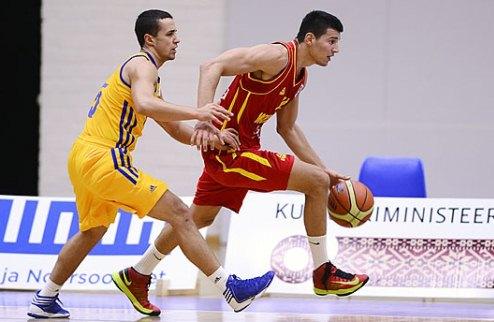 Чемпионат Европы U-20. Украина разгромлена Черногорией