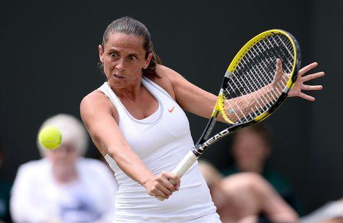 Палермо (WTA). Непростая победа Винчи, запоздалое сопротивление Заневской