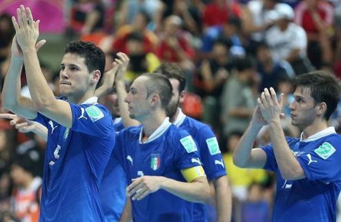 Футзал. Украина сыграет с Италией