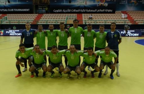 Футзал. Кардинал с победы начинает турнир в Кувейте