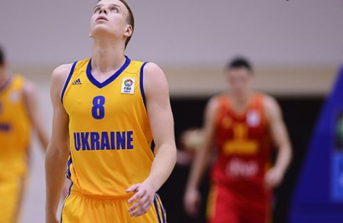 Чемпионат Европы U-20. Украина в овертайме уступает Хорватии