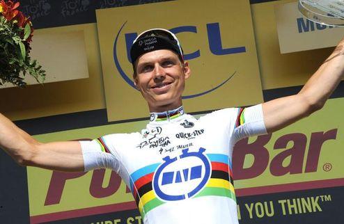 Тур де Франс 2013. Герой дня. Тони Мартин